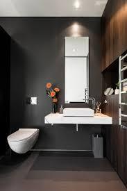 guest bathroom design. Guest Bathroom-design-design-idea Elegant-little-bad-gray- Bathroom Design