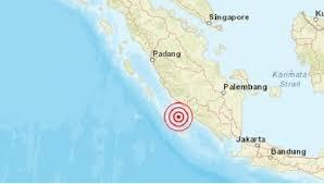 Dalam situs webnya, bmkg mencantumkan gempa itu yang ketiga yang terekam sepanjang hari ini di wilayah indonesia. Top 3 Tekno Berita Hari Ini Gempa Bengkulu Hujan Badai Gempa Labuha Tekno Tempo Co
