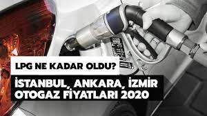 LPG ne kadar? LPG'nin indirimli fiyatı ne kadar oldu? İstanbul, Ankara,  İzmir LPG fiyatları 2020