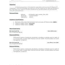 Resume Format Google Resume Format Template Google Docs Banker Investment Banking Resumes