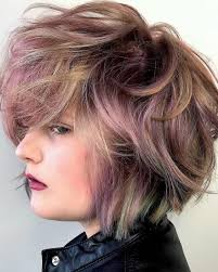 Current Hairstyles 79 Wonderful 24 Greatest Short Haircuts And Hairstyles For Thick Hair For 24