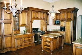 Custom Kitchen Cabinets Charlotte Nc Interesting Kitchen Design Dazzling Rustic Custom Kitchen Cabinet With Marble