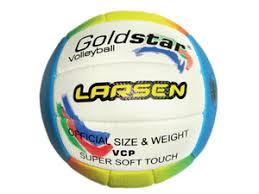 Купить <b>Мяч</b> волейбольный пляжный <b>Larsen Gold</b> Star оптом и в ...