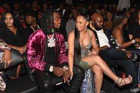 B Q Emulsion Colour Chart Cardi B Announces Split From Offset Months After Giving