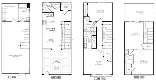 row house plan within row home floor plan pertaining to elegant row home floor plan row