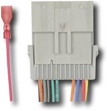 metra wiring harness for select 1998 2008 gm vehicles gray ibr cf-whgm3 at Car Stereo Wiring Harness Cf Whgm2