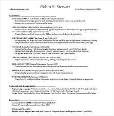 Usable Resume Templates Or How To Write A E Page Resume Template