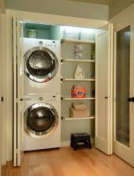 Efficient Use Of The Space 19 Small Laundry Room Design Ideas intended for Small  Laundry Room