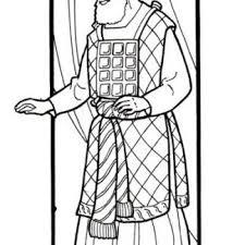 Kleurplaat Tabernakel 3 11 Jaar Bijbels Opvoedennl