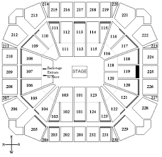 Usa Seating Chart Lubbock Seating Maps