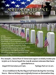 More events and birthdays on this day in history. Memorial Day Havre De Grace Md Events