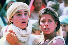 Image result for a kid in aladdin's palace