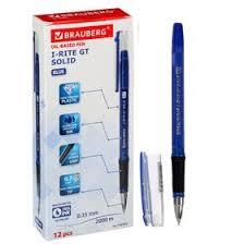 "<b>Ручка шариковая</b> 0,7мм <b>BRAUBERG</b> ""<b>i-Rite</b> GT Solid"", на масл ..."