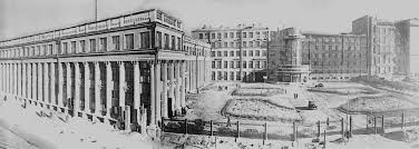 about the university structure Шатнев Борис Николаевич