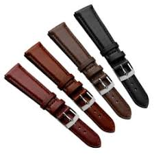 Lilliano <b>Handmade Genuine Leather</b> Watch Strap