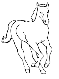 Printable Coloring Pages horse coloring pages to print for free : Animal : Pictures Of Horses For Kids Equestria Coloring Pages ...