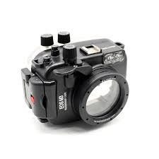 Подводный бокс (<b>аквабокс</b>) <b>Meikon EOS</b> M3 для фотоаппарата ...