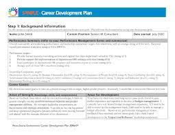Career Progression Plan Template 24 Images of Career Development Plan Template leseriail 1