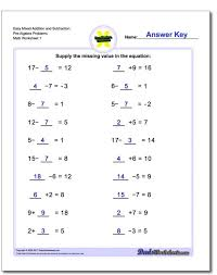 Index Of Imagesprintablesaddition Beginning Addition Worksheets ...