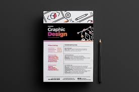 Graphic Design Price List 2016 Graphic Design Agency Templates Pack Includes Style