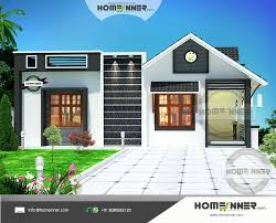 front elevation designs for small houses in kerala one floor house plans in kerala