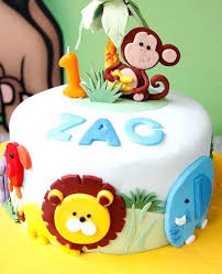 Rainbow Cake Ideas For Birthdays Best First Birthday Cakes Images On