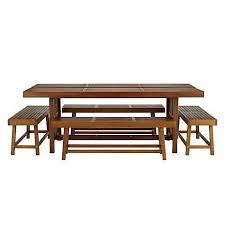 john lewis drift 10 12 seat outdoor dining table and 2 benches beautiful of 10