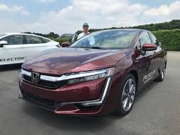 2018 honda electric. beautiful 2018 2018 honda clarity plugin inside honda electric