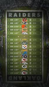 If you think thus, i'l d so, if you wish to secure the wonderful pictures related to raiders wallpaper schedule, click save button to download the pictures for your personal computer. 67 Oakland Raiders Wallpaper And Screensavers