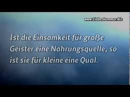 Sprüche Einsamkeit Sprechen Sie Deutsch