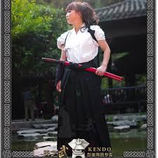 Japanese Pro Kendo Kendogi Iaido Aikido Keikogi Hakama