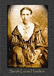 Sarah Elizabeth (Lucas) Hamilton (1801-1851) | WikiTree FREE Family Tree