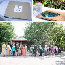 animal themed summer wedding at blank park zoo in des moines, iowa Zoo Wedding Guest Book guest book table photo Elegant Wedding Guest Books