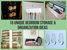 Bedroom Storage Solutions Diy