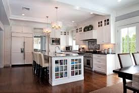 Kitchen Island Panels Install On In Decorating