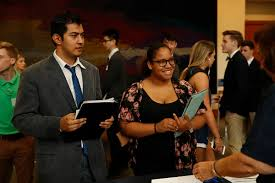 Fall Engineering And Computer Science Career Fair Features New