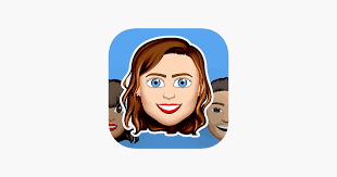 emoji me animated faces on the app