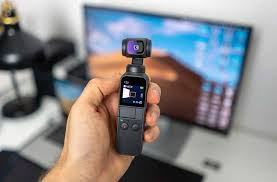 Обзор <b>DJI Osmo Pocket</b> 4K <b>камеры</b> Gimbal в кармане — Отзывы ...