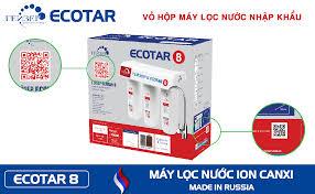 Máy lọc nước Geyser ECOTAR 8 - Tổng kho bếp GNA