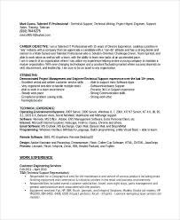 Support Technician Resume It Support Technician Resume Guest Room Attendant Resume