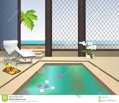 swimming pool vector. Interior Swimming Pool, Cdr Vector Pool