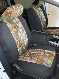 nissan titan realtree seat covers