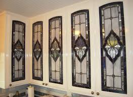 glass cabinet doors. unique glass cabinet doors with stained kitchen bathroom