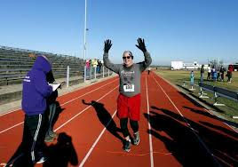 Shiner community runs to support UHV athlete   Lavaca   victoriaadvocate.com