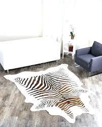 real zebra rug zebra rug zebra rug zebra rug brown white rug antelope skin
