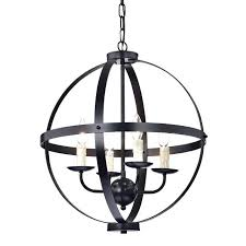 cage chandelier lighting 4 candle light oil rubbed bronze globe sphere cage chandelier ceiling fixture industrial cage chandelier lighting