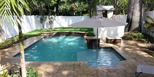 Backyard Pool Designs For Small Yards Stunning Orlando Swimming Pool Prices Sanford Pool Design Jacksonville
