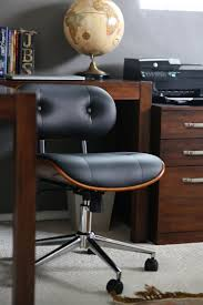 Office Chair Leather Best 25 White Leather Office Chair Ideas On Pinterest High