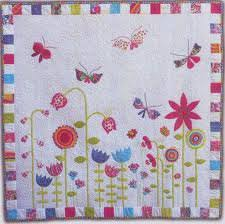 Garden Party Applique Quilt Pattern by Don't Look Now. $15.00, via ... & Garden Party Applique Quilt Pattern by Don't Look Now. $15.00, via Etsy Adamdwight.com