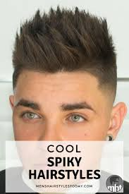 51 Best Spiky Hairstyles For Men 2019 Guide ชอทรงผม ตางๆ